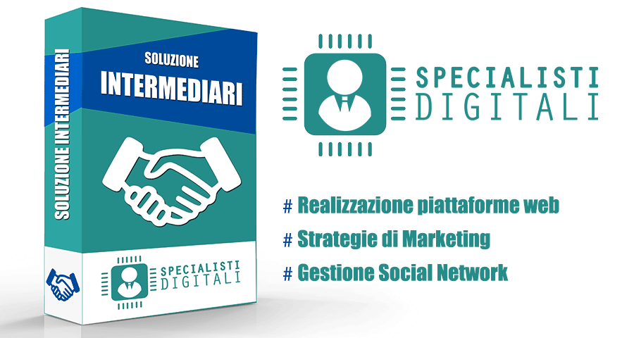 Convenzione Specialisti Digitali Soluzione Intermediari